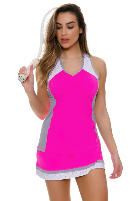 "Sofibella Women's Rio Ace 13"" Tennis Skirt"