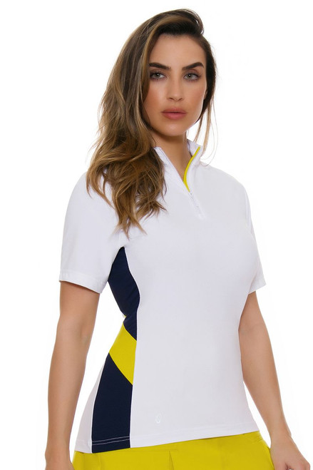 GGBlue Women's Escapade Britney Golf Polo Shirt