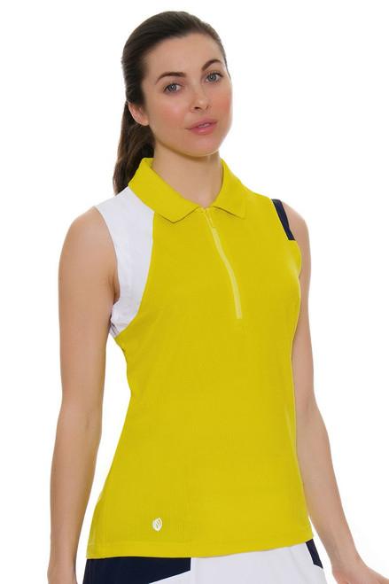GGBlue Women's Escapade Lisa Golf Sleeveless Shirt
