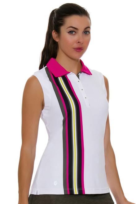 GGBlue Women's Pursuit Holly Golf Sleeveless Shirt