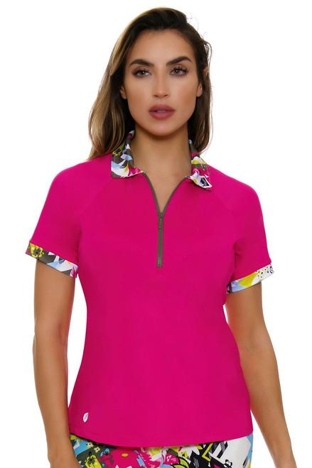 GGBlue Women's Pursuit Kendall Golf Polo Shirt