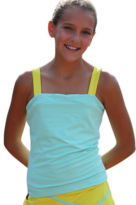 Switch Athletics Girls Reversible Tennis Top