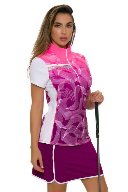 Annika Women's Intuition On Course Pull On Golf Skort