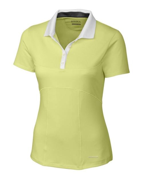 Annika Women's Eunice Short Sleeve Golf Polo