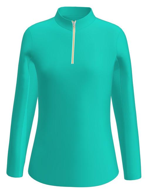 Allie Burke Bahamas UV 40 Sun Shirt