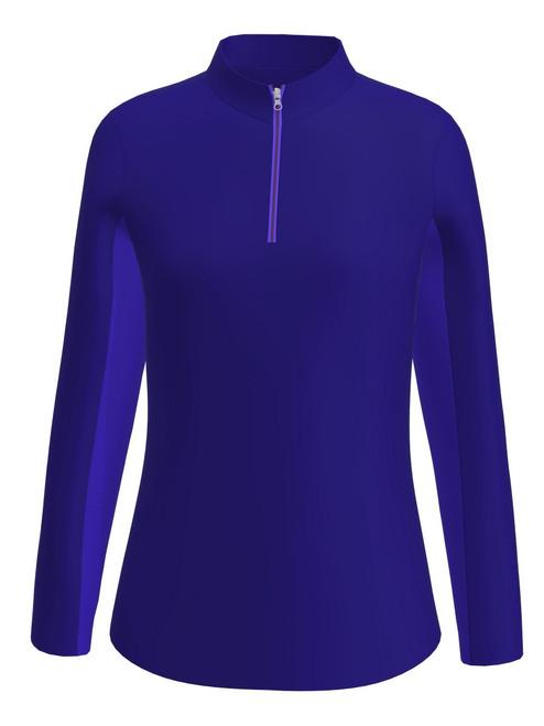 AB SPORT Women's UV 40 Sun Protection Shirt LS01-ROY UV40 SUNSHIRT