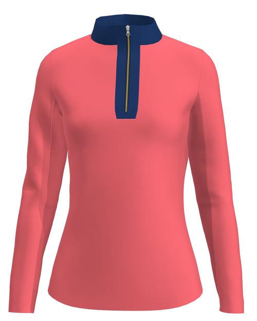 AB Sport Women's Long Sleeve UV 40 Sun Shirt LS02-ZZNV