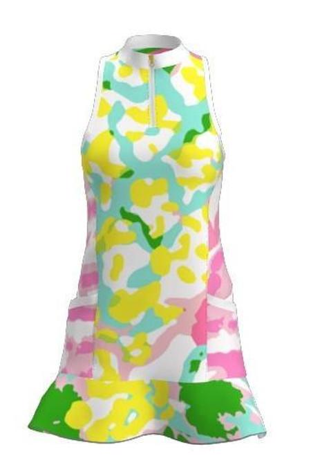 AB SPORT Flounce Women's Golf Dress WCF