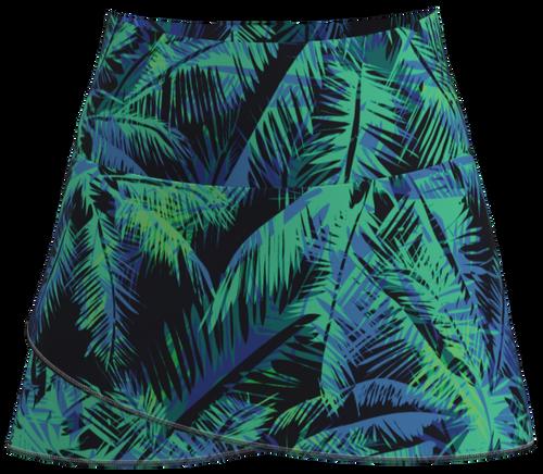 AB SPORT Women's Tennis Skirt BSKT03-TROP2