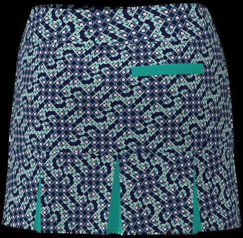 AB SPORT Women's Back Pleat Golf Skirt - GC3GC4