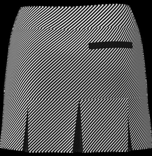AB SPORT Women's Back Pleat  Skirt - BLCSBL