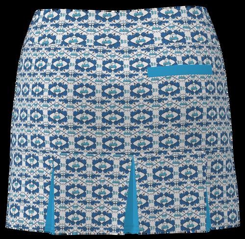 AB SPORT Women's Back Pleat Golf Skirt - GCP2HSK