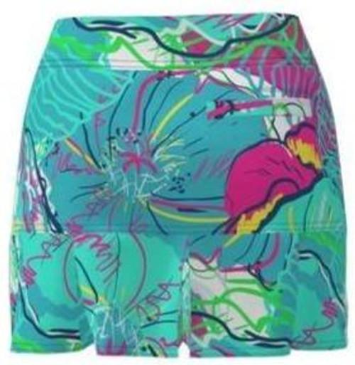 AB SPORT Women's Back Pleat Golf Skirt-PRFSP