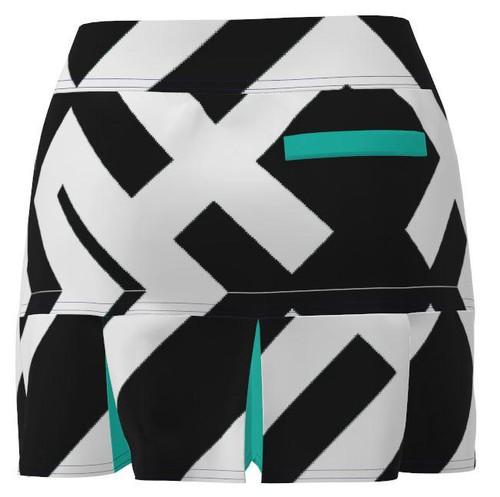 AB Sport Women's Golf Back Pleat Skirt - GEOB