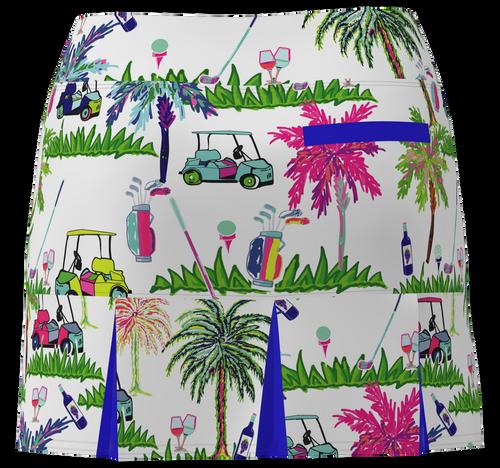 AB SPORT Women's Golf Skirt  BSKG05-GCPW