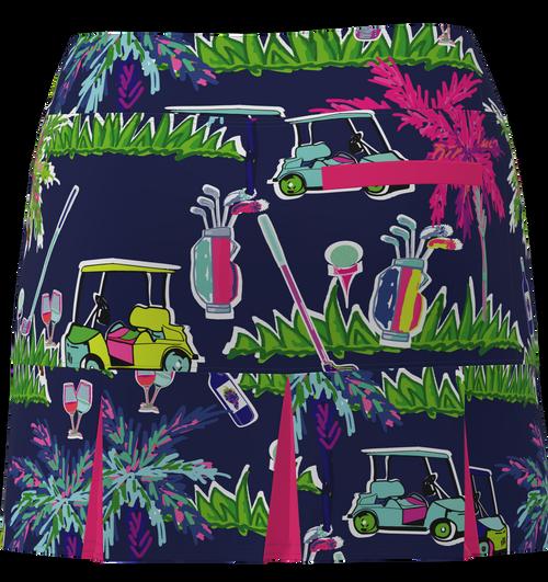 AB SPORT Women's Golf Skirt  BSKG05-GCPN