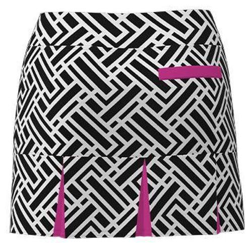 AB SPORT Women's Golf Skirt  BSKG05-GEO4BWP