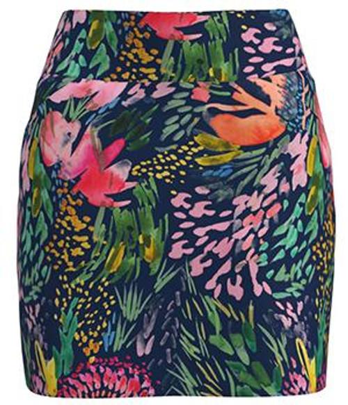 AB SPORT Women's Front Pocket Golf Skirt - WCF