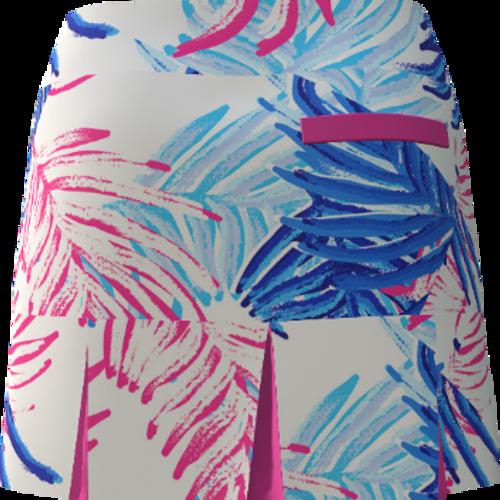 AB Sport Women's Back Pleat Golf Skirt - LFRHP3P