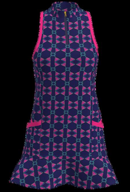AB Sport Women's Flounce Golf Dress - MART4E