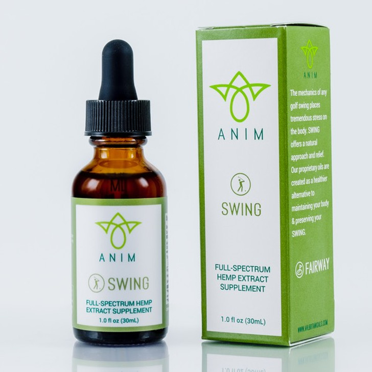 ANIM SWING - 30 mL (post-game relief)