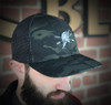 Spartan Blades Black Multicam Hat