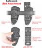 Safe-Lock Attachment Device