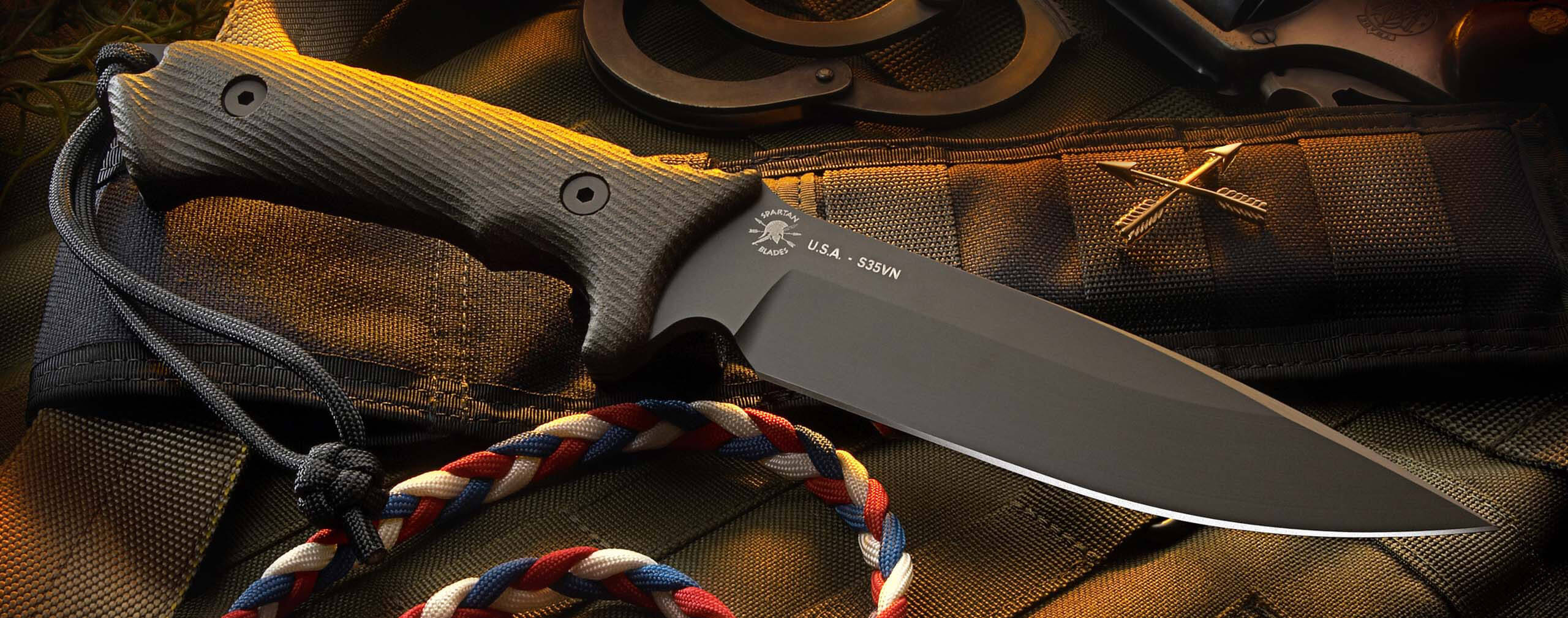 Spartan Blades | Custom Tactical, Combat, Pocket & Survival