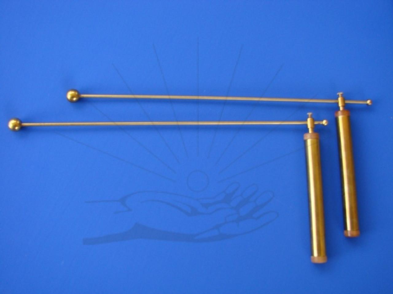 Adjustable L-Rods