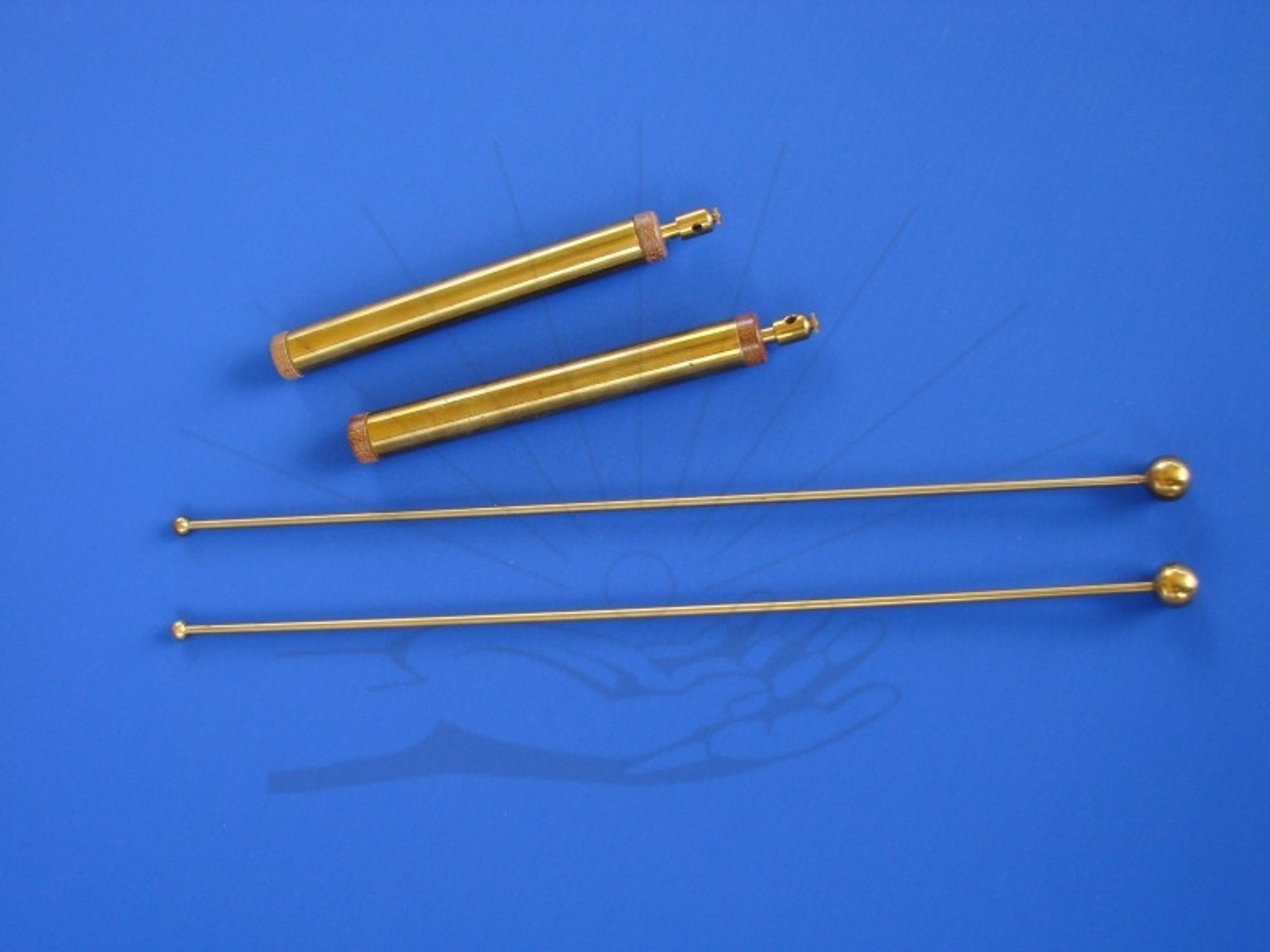 Adjustable L-Rods ( showing handle and rod separately)