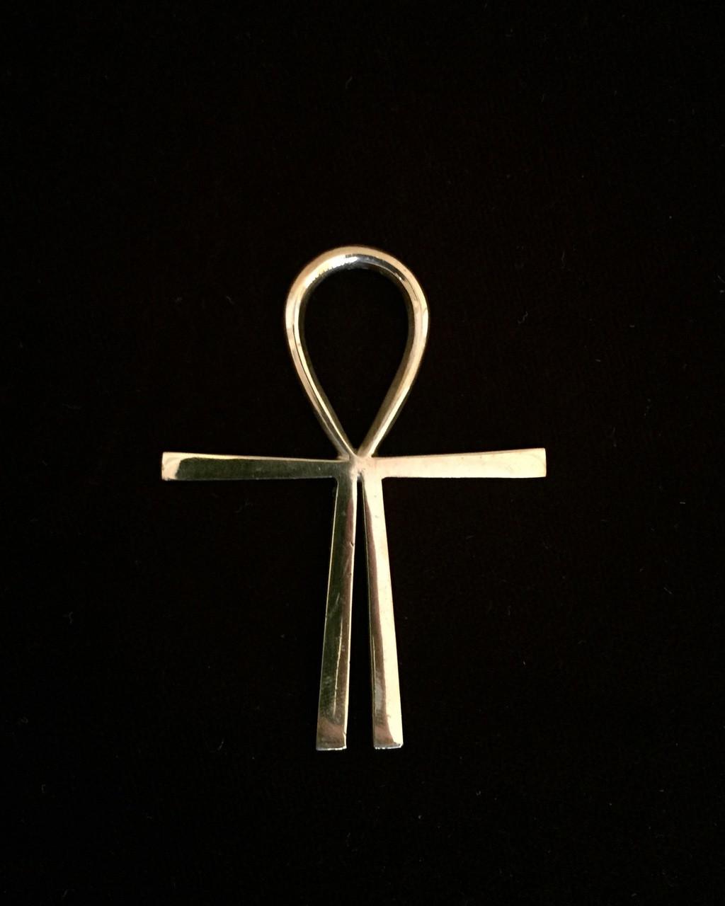 Atlantis Cross (Brass)