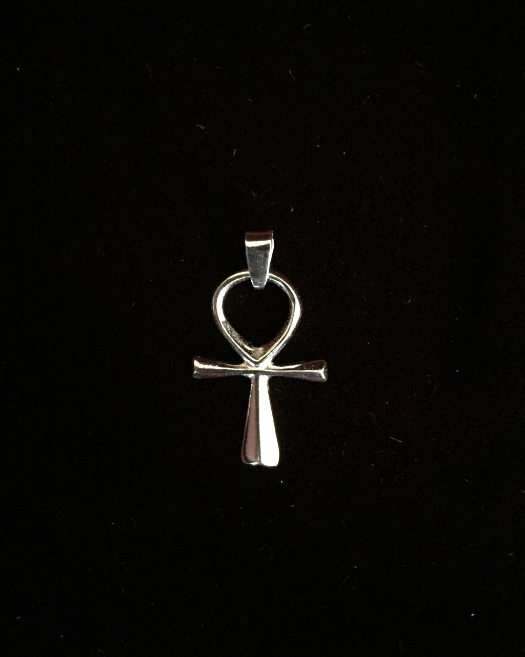 Ankh - undecorated (Silver)