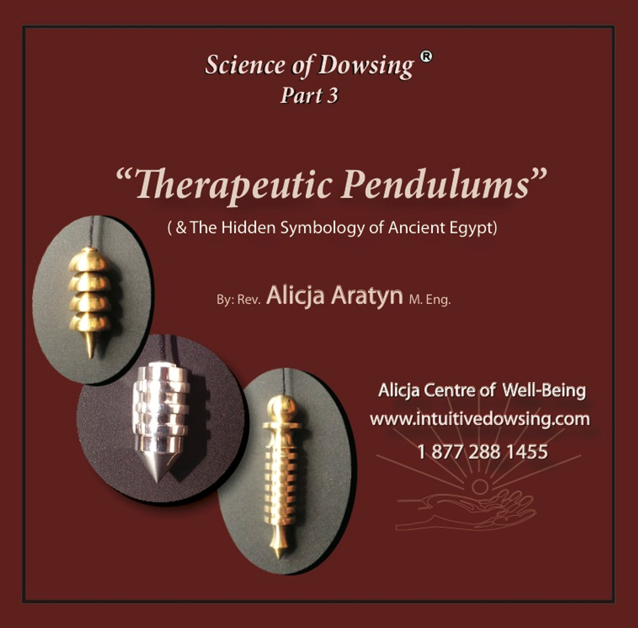 Therapeutic Pendulums  & the Hidden Symbology of Anciet Egypt