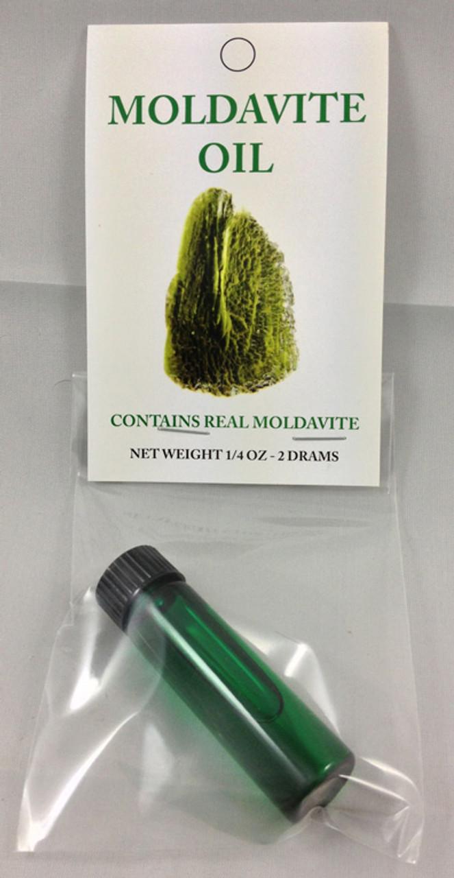 Moldavite Oil