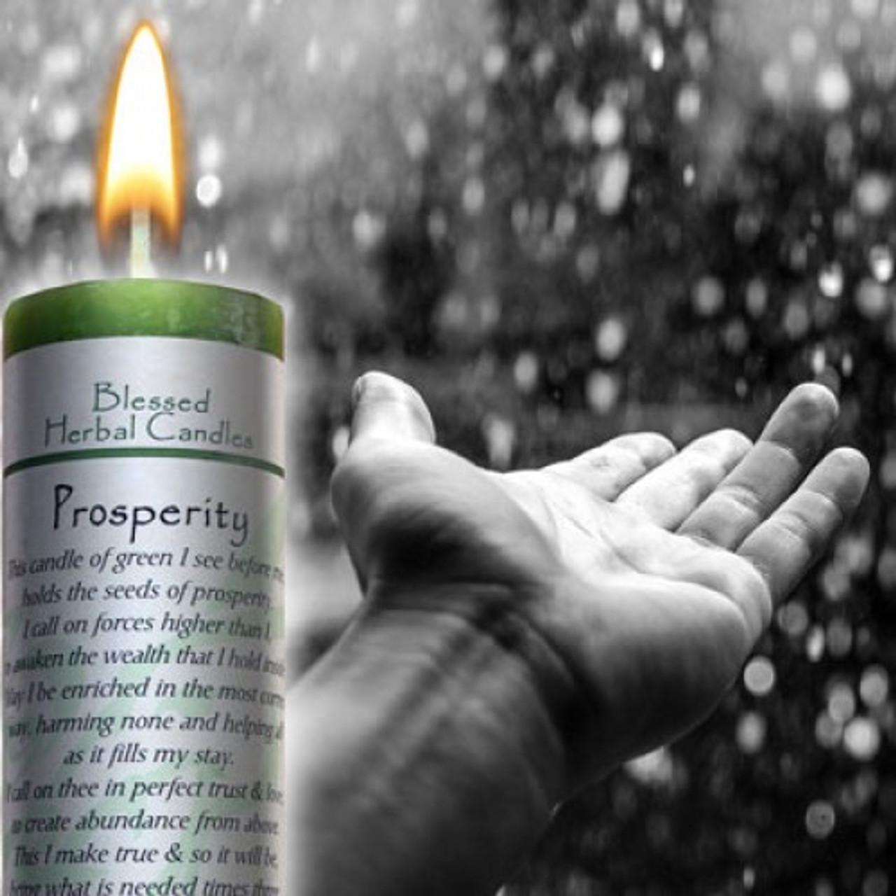 Candle - Prosperity