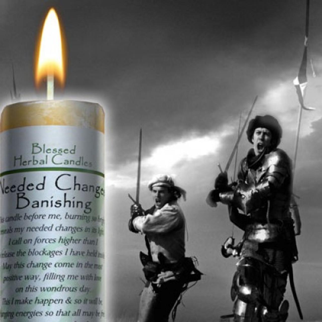 Candle - Needed Change - Banish