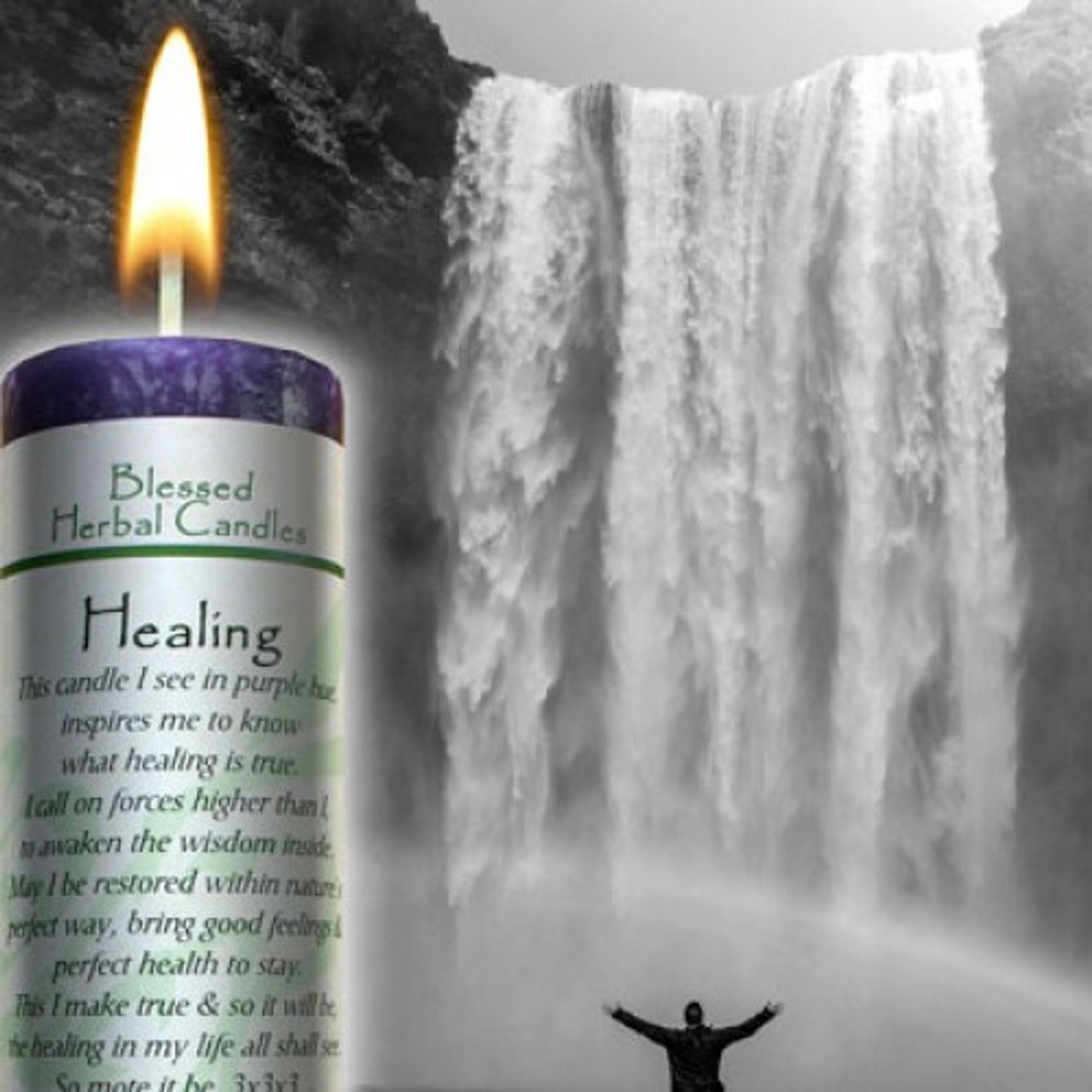 Candle - Healing
