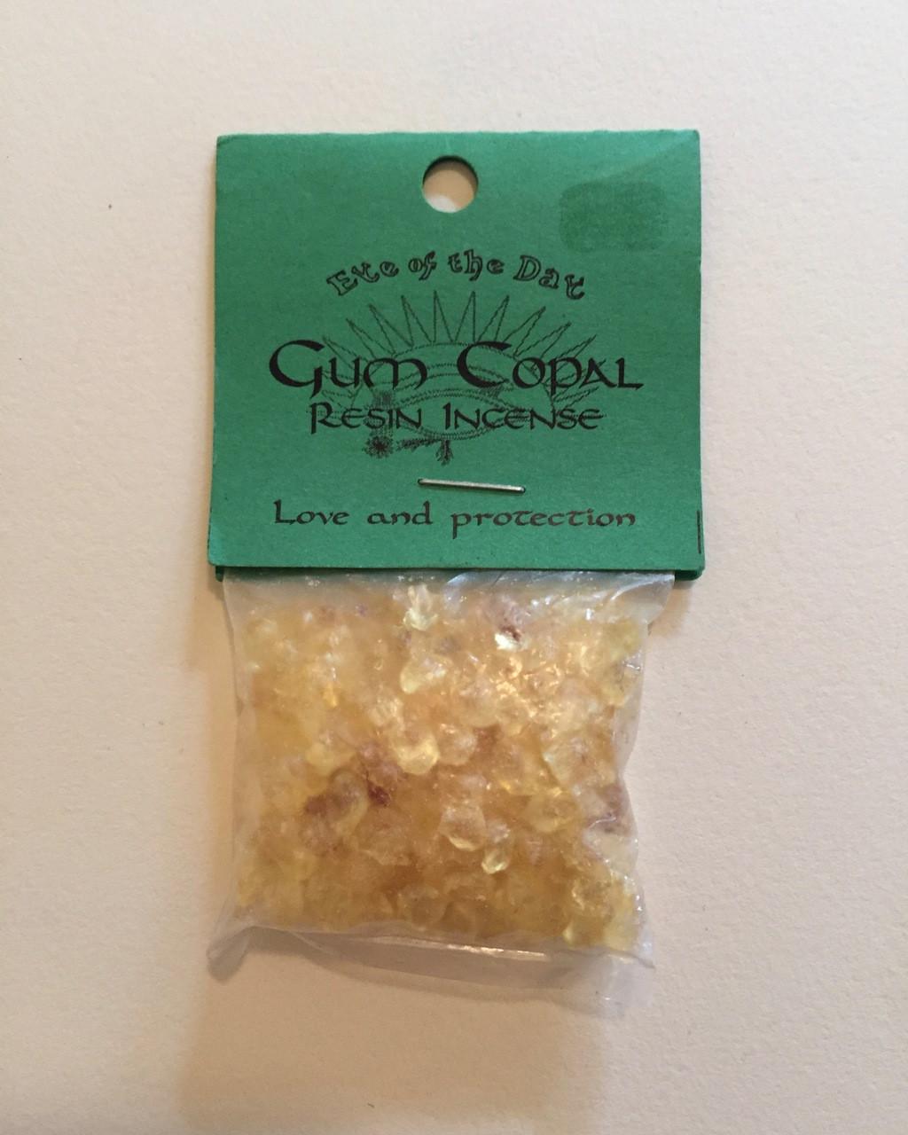 Gum Copal - Resin Incense