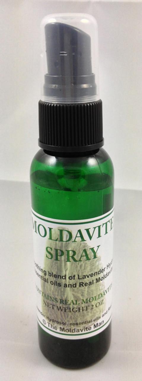 Moldavite Spray