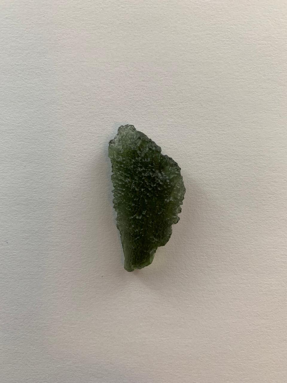 7. Moldavite Stone