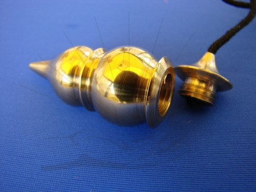 Double Mermet Pendulum ( witness chamber shown)