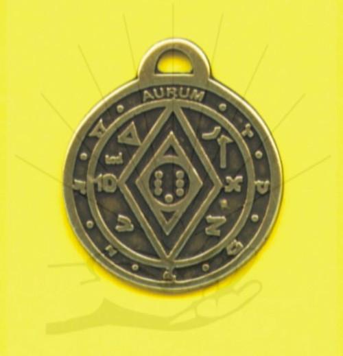 4. Magical Pentacle of Solomon - Wealth