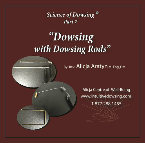 Dowsing with Dowsing Rods
