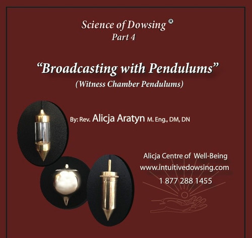 Broadcasting with Pendulums ( Witness Chamber pendulums)