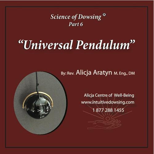 Dowsing with Universal Pendulum