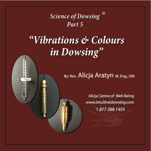 Vibrations and Colours in Dowsing