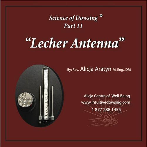 Dowsing with Lecher Antenna