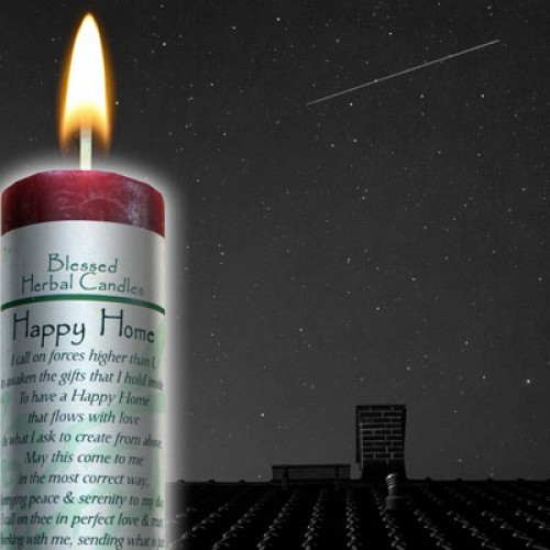 Candle - Happy Home