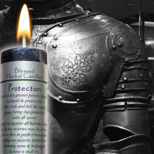 Candle - Protection