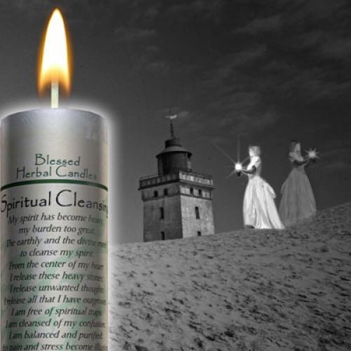 Candle - Spiritual Cleansing